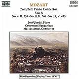 Mozart - Piano Concertos, Vol. 8