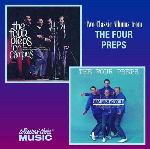 The Four Preps on Campus/Campus Encore