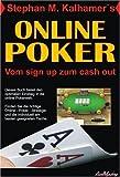 51aZtS3 WpL. SL160  Stephan M. Kalhamers ONLINE POKER. Vom Sign Up zum Cash Out