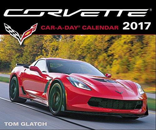 corvette-car-a-day-2017-calendar