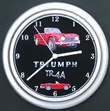 Triumph TR4A Classic Car Wall Clock