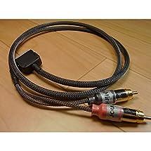AUDIO MINOR iPod/iPhone/iPad Upgrade Dock Cable DOCK TO RCA 45cm QUAD COPPER