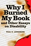 Why I Burned My Book (American Subjects)