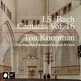 J.S. Bach: Cantatas Vol. 16