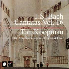 Gott f�hret auf mit Jauchzen BWV 43 (Seconda parte)