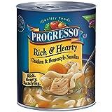 Progresso Rich & Hearty Soup, Chicken & Homestyle Noodles, 19 Oz ~ Progresso