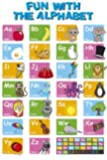 Educational - Learn Your Alphabet - Maxi Poster - 61 cm x 91.5 cm