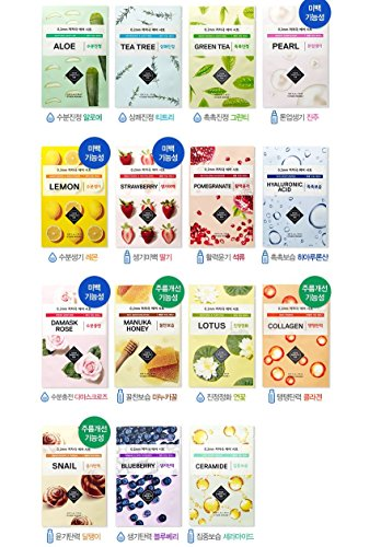 Etude House 0.2mm Therapy Air Mask X 15pcs ( Differen Kinds ) (Etude House Mask compare prices)
