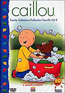 Amazon.com: Caillou - Family Collection: Volume 9: Movies & TVCaillou Family Collection