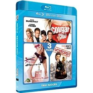 Cougar + Voyeurs,Com +Jeune Marie & Gourmande [Blu-ray]