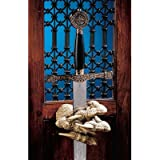 Design Toscano OS69219 Dragons Thorne MacGarvey Claw Sword Hanger