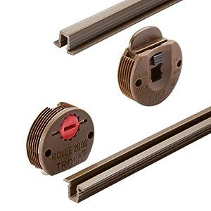Reviews for buyer European Style Sliding Door Hardware Kit -