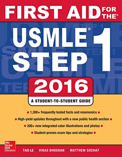 Download First Aid for the USMLE Step 1 2016