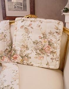 bodenkissen sitzkissen im landhausstil shabby chic patchwork k che haushalt. Black Bedroom Furniture Sets. Home Design Ideas