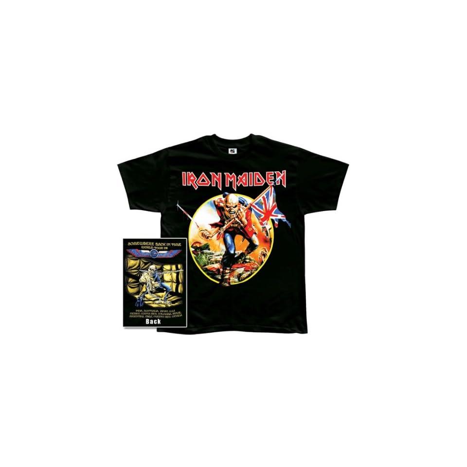 Iron Maiden   Trooper Tour T Shirt