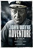 John Wayne Adventure Three-pack (Donovan's Reef / Hatari! / In Harm's Way)