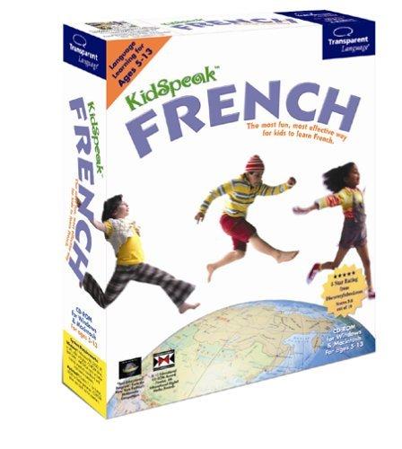 KidSpeak FrenchB0001X74IW