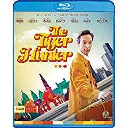 The Tiger Hunter [Blu-ray]