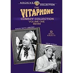 "The Vitaphone Comedy Collection Volume One - Roscoe ""Fatty"" Arbuckle/Shemp Howard (1932-1934)"
