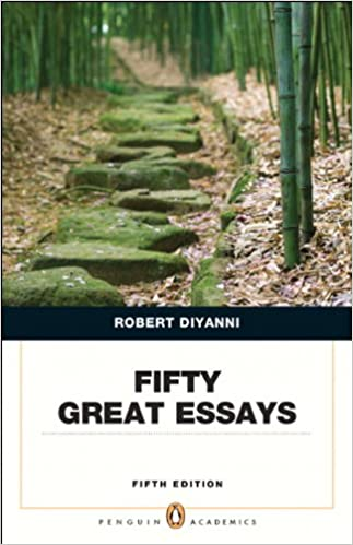 Fifty great essays 5th edition pdf