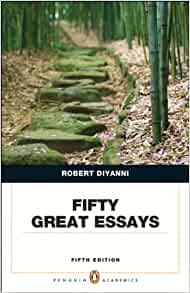 one hundred great essays by robert diyanni One hundred great essays (penguin academics series) (3rd edition) by diyanni, robert j and a great selection of similar used, new and collectible books available now at abebookscom.