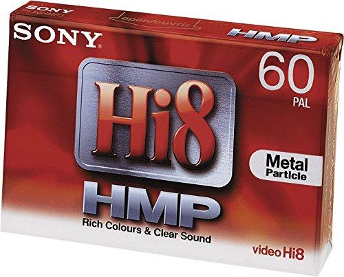 Sony P560HMP3 Cassette de caméscope Hi8 60 minutes