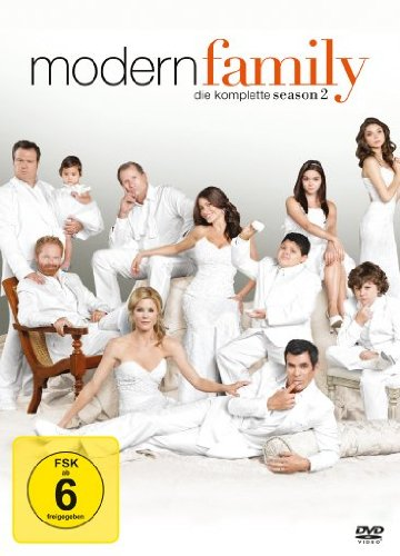 Modern Family - Season 2 [4 DVDs]