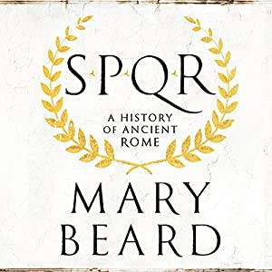 SPQR Audiobook