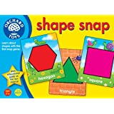 Orchard Toys Shape Snap Game, Multi Color