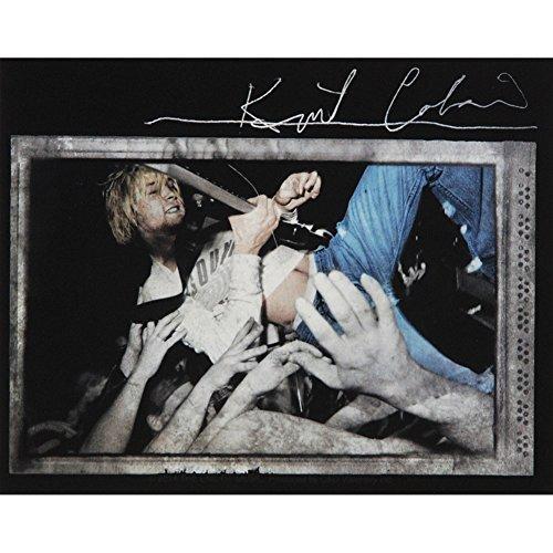 C&D Visionary Kurt Cobain Crowd Surfing Sticker - 1