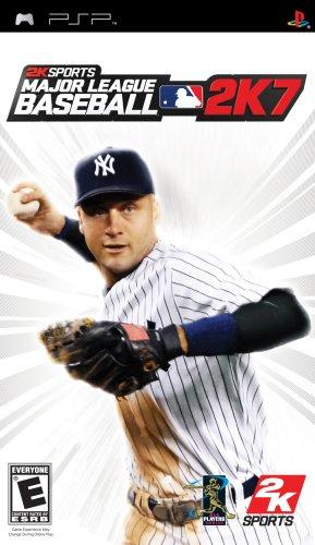 Major League Baseball 2K7 - Sony PSP - 1