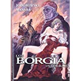 LOS BORGIA INTEGRAL (CÓMIC EUROPEO)