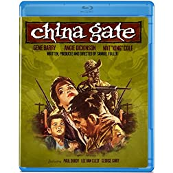 China Gate [Blu-ray]