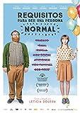 Requisitos Para Ser Una Persona Normal - Leticia Dolera.
