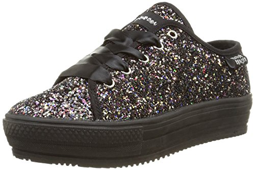 Molly Bracken - Amazing, Sneakers da donna, multicolore (glitter), 41