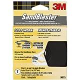 3M SandBlaster 9675 4.5-Inch Angle Grinder Quick Loading Adapter