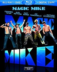 Magic Mike (Bilingual) [Blu-ray + DVD + Digital Copy]