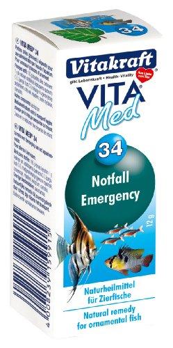 Vitakraft VITA Med 34 Notfall Zierfische 20ml