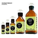Energy Boost Synergy Blend Essential Oil (previously Invigorate) by Edens Garden (Sandalwood, Black Pepper & Lemon)- 10 ml