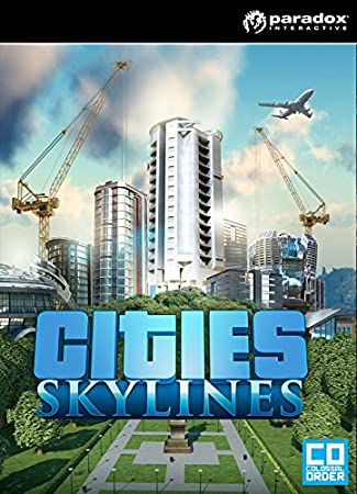 Cities: Skylines - DELUXE EDITION [Online Game Code]