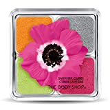 The Body Shop Shimmer Cubes Eye Shadow Pink Poppy Palette