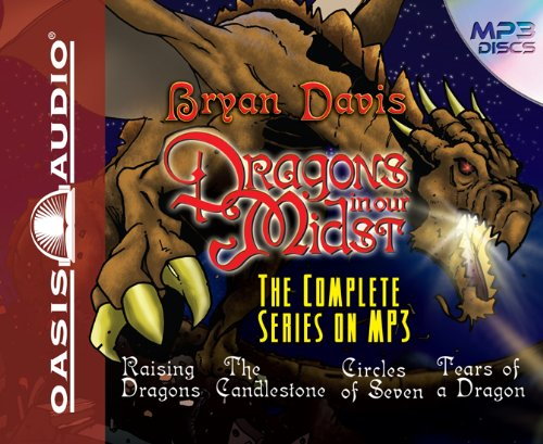 Cover of Dragons in Our Midst: The Complete Series