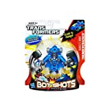 Transformers Bot Shots Battle Game - Thundercracker