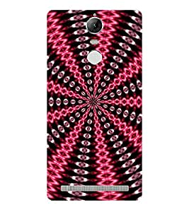 PRINTSWAG PATTERN Designer Back Cover Case for LENNOVO K5 NOTE