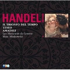Handel Edition Volume 2 - Il Trionfo Del Tempo, Teseo, Amadigi