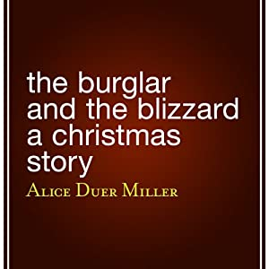 The Burglar and the Blizzard Audiobook