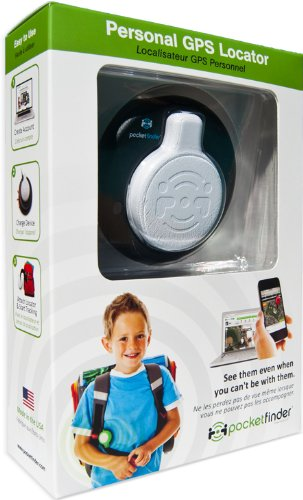 PocketFinder GPS Tracker for Kids Black Friday & Cyber Monday 2014