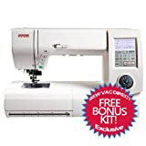 Janome Memory Craft 7700QCP Sewing Quilting Machine With FREE BONUS ACCESSORIES Valued At $280!!