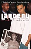 img - for Larceny (Triple Crown Publications Presents) book / textbook / text book