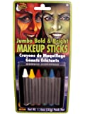 Rubies Jumbo Bold and Bright Makeup Sticks